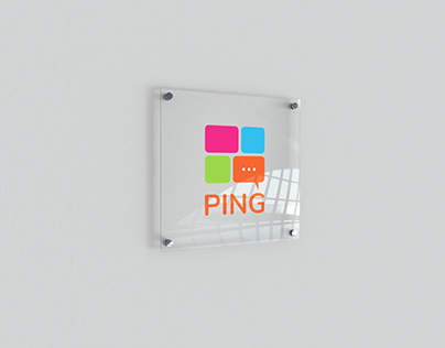 Ping Logo Experiment