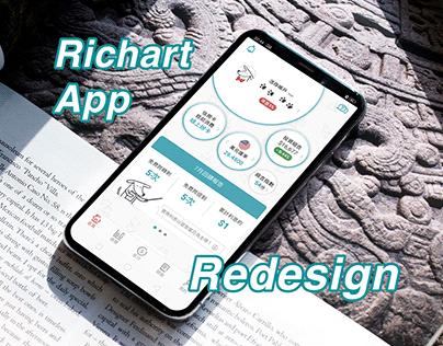 Richart App _foreign exchange_UI Redesign