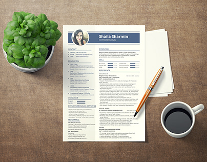 CV / Resume Design