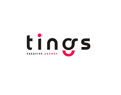 Logo animation 2d for Tings Company