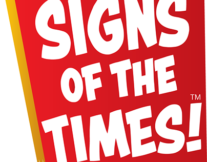 Logos for Hire: Signs of the Times