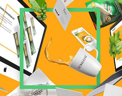 WEB | Presentation | Hannes Group | Coffee Romiani