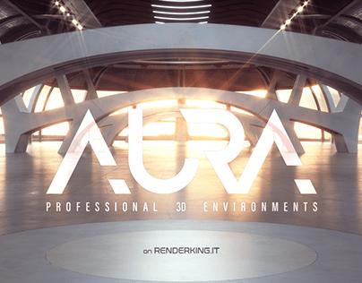 AURA Professional 3D Environments