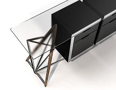 NoirCabinet|Cabinet Design