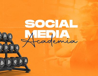 Social Media Academia GYM