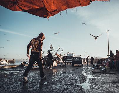 Cinematic Morocco
