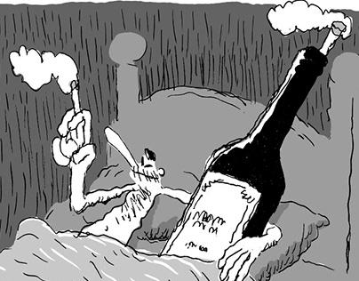 Wine List Cartoons 2018