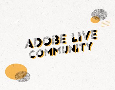 Adobe Live: Illustrator Challenge