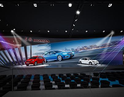 2017 东风Honda丨Auto Show