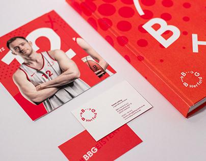 BBG Herford – Corporate Design // Bachelorarbeit