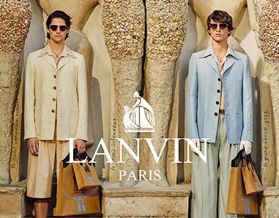 CONCEPT | LANVIN Website
