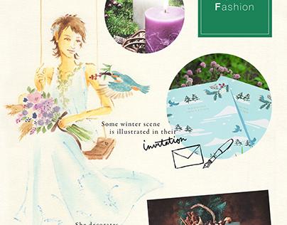 Fantasize from Fashion No_03...Wedding...