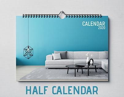 Half Calendar 2020