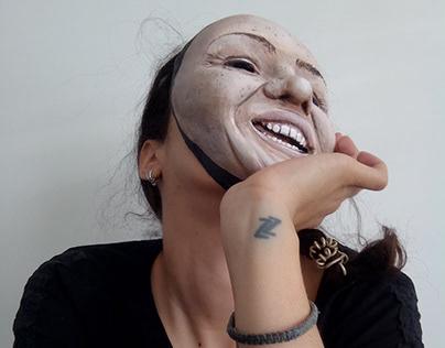 Masque, Sourire 3 - série, 2021