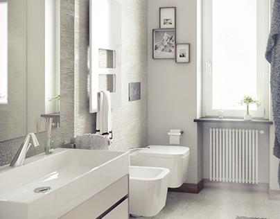 Private Apartment, Bathroom #2