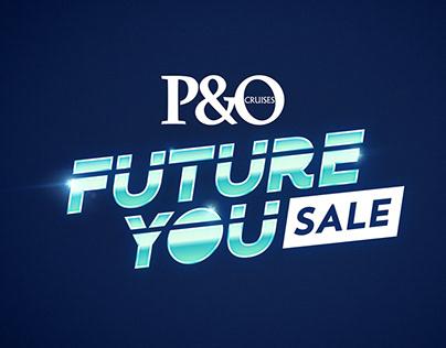 P&O Future You Sale