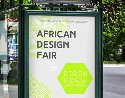 Design Indaba Print Media Rebrand