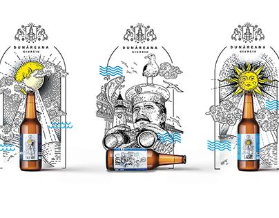 DUNAREANA///craft beer