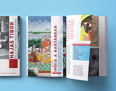 EAST & WEST // Magazine Concept