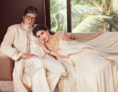 BTS - Mr. Bachchan for HELLO! Magazine