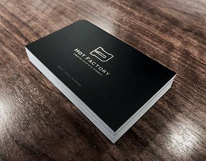 Hot Factory Business Card