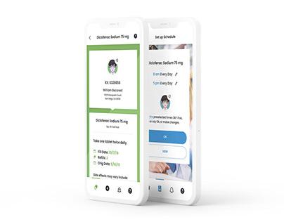 GivatarX HealthCare App