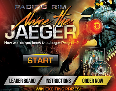 Name the Jaeger - SONY DADC