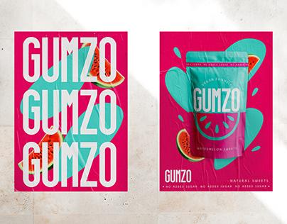 Gumzo - Sweet Packaging & Branding