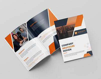 CORPORATE BROCHURE/ COMPANY PROFILE DESIGN