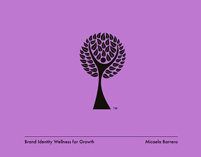 Wellness for Growth Foundation | Brand Identity