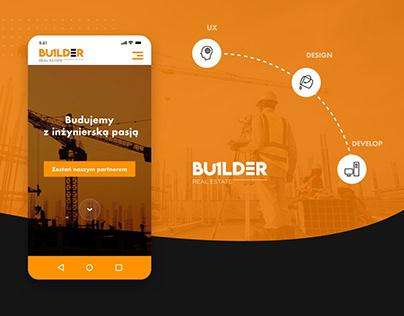 Builderre web design