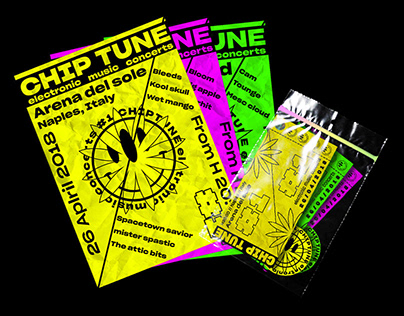 Chip tune - Electronic music concerts