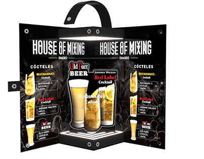 HOUSE OF MIXING