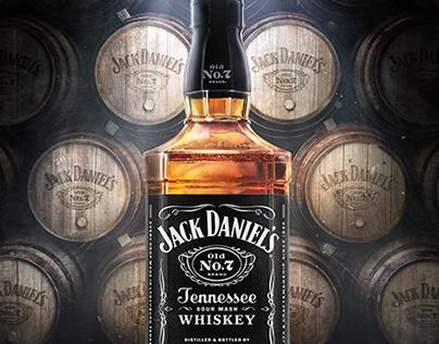 Jack Daniels christmas