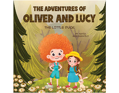 THE ADVENTURES OF OLIVER AND LUCY: The little duck