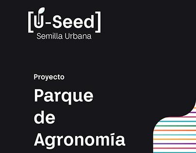 Parque de Agronomia - Useed Semilla Urbana-PIA Fadu UBA