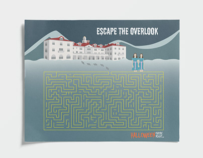 Escape the Overlook