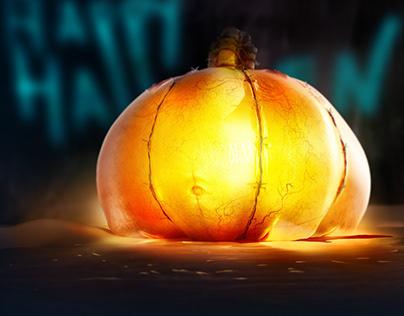 Belly Halloween!