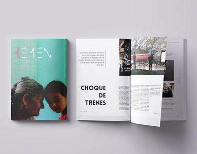 Revista HEMEN