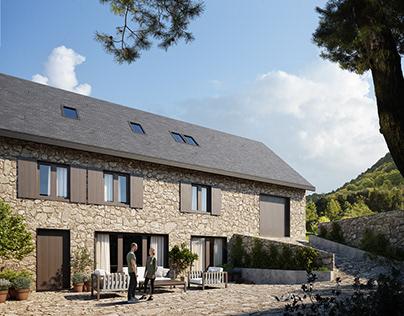 Private House in Viella | Albert Clavera