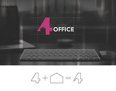 Logo Design - 4 Office Company