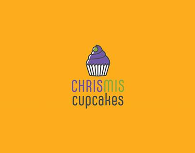 ChrisMis Cupcakes Brand Identity