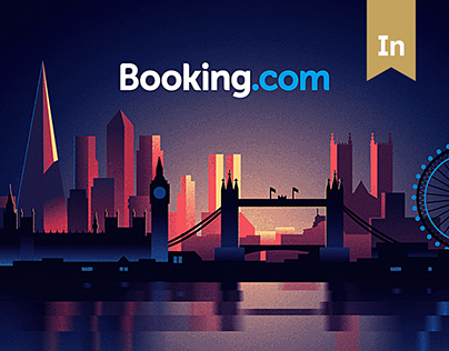 Booking.com redesign