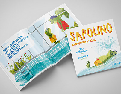 Livro Sapolino