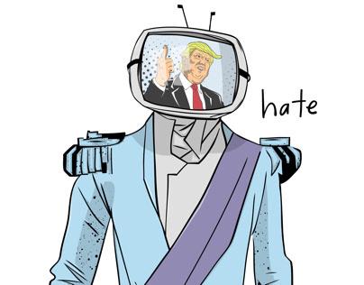 Prince Robot IV + Trump