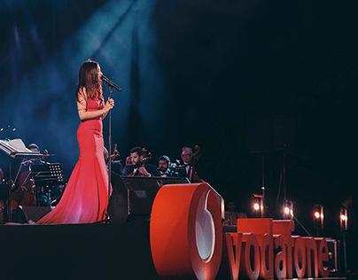 Vodafone - Hiba Tawaji - Concert
