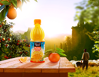 Minute Maid - From the heart of nature