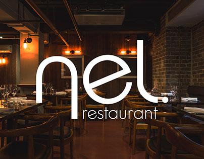 nel. Restaurant - Branding