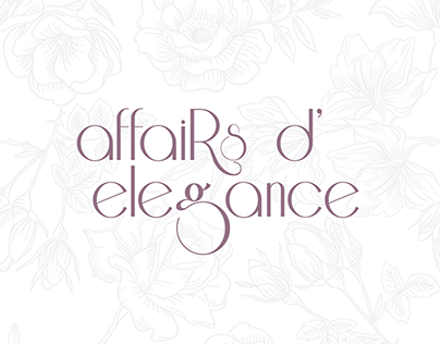 Affairs d' elegance