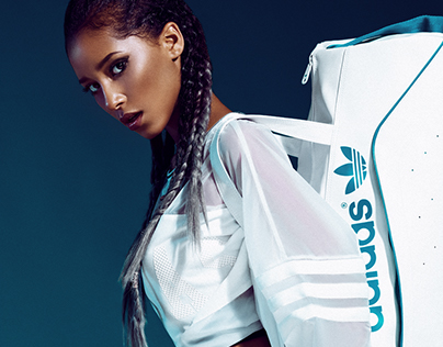 ADIDAS sportswear lookbook